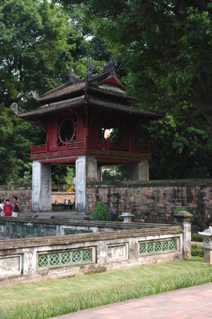 Gateway to Temple of Literature