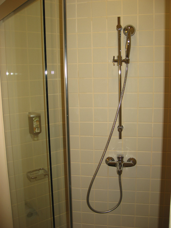 Ibis Singapore Hotel Room Shower