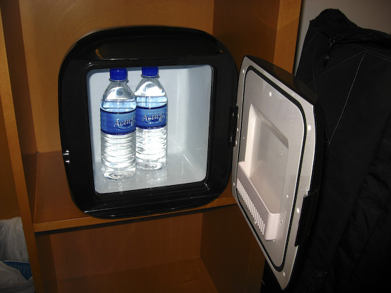 Ibis Singapore Hotel Room Fridge