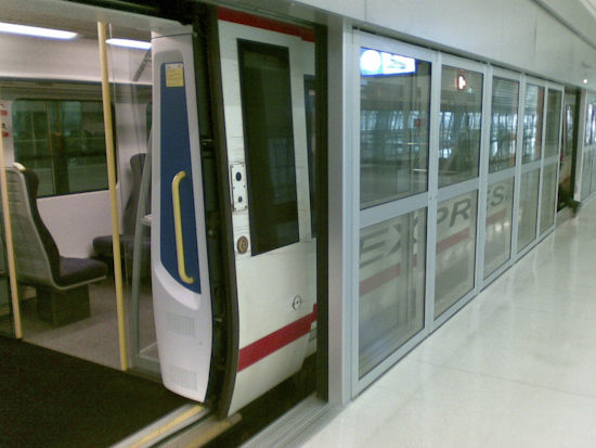 Bangkok airport s express train link now open is it better than