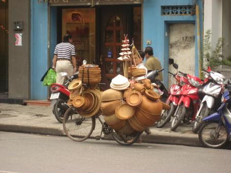Hats Bike, Hanoi, Vietnam