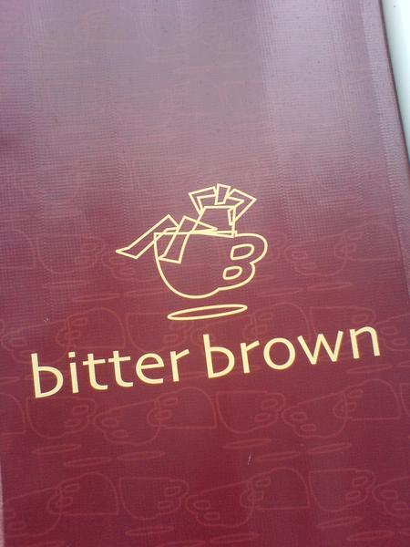 Bitter Brown Cafe, Bangkok, Thailand