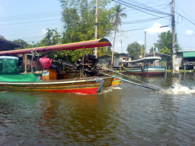 Bangkok Longtail Canal Klong Tour