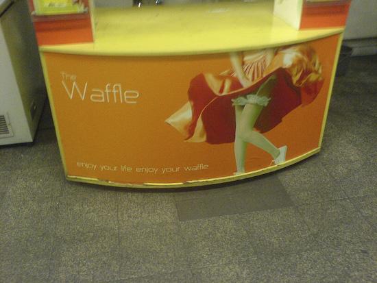 Enjoy Your Life Enjoy Your Waffle