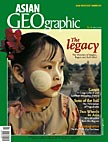 Asian Geographic: The Legacy
