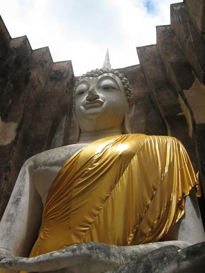 Phra Achana, Wat Sri Chum, Sukhothai