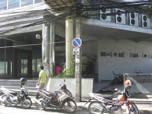 Chinese Embassy Visa Section Bangkok