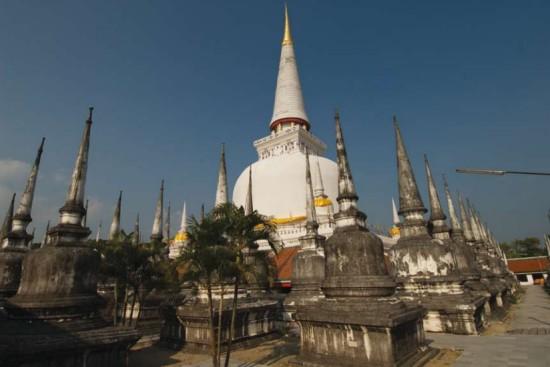 Wat Pra Mahathat - Nakhon Si Thammarat © Dan White