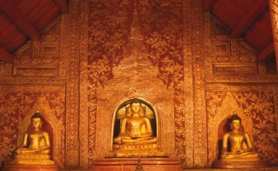 Wat Pra Singh © Dan White