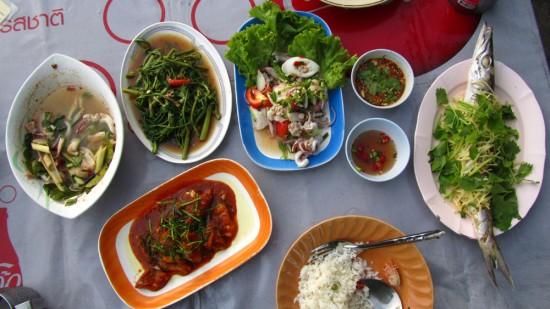 General Thai Meal