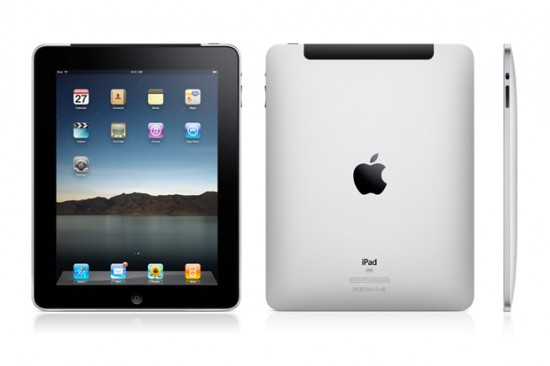 iPad 2 in Thailand
