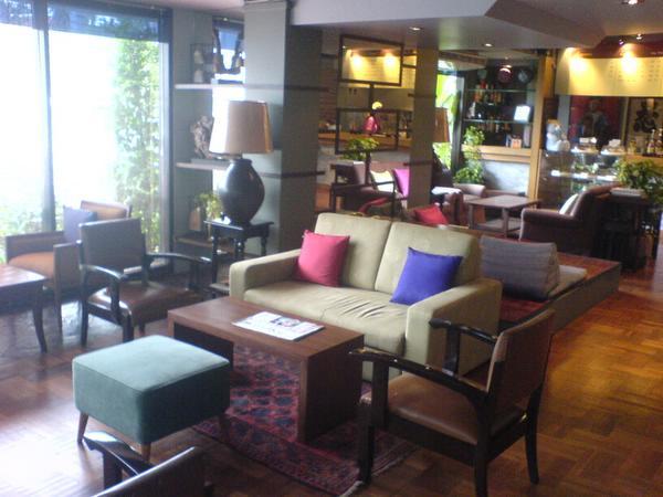 Bangkok Cafes Bitter Brown Travel Happy