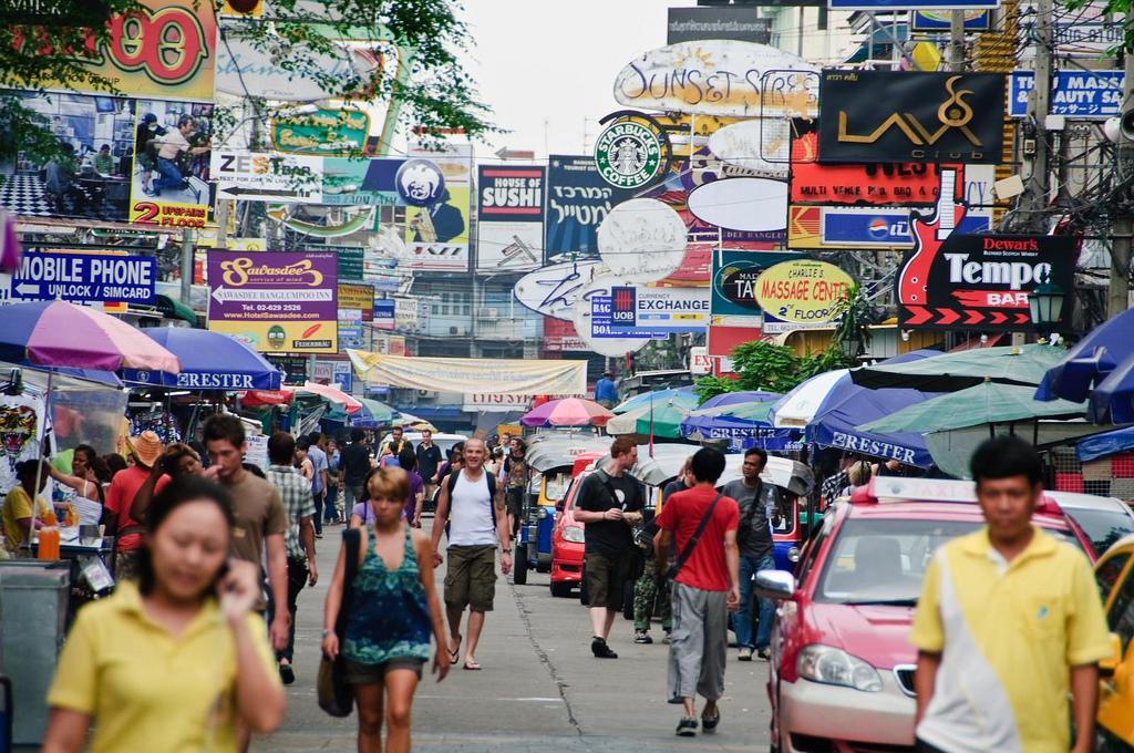 Khao San Road, Bangkok: A Quick Guide