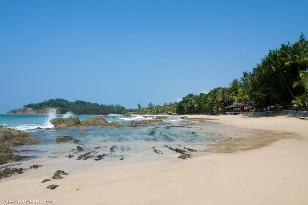Hotels Myanmar Ngapali Beach